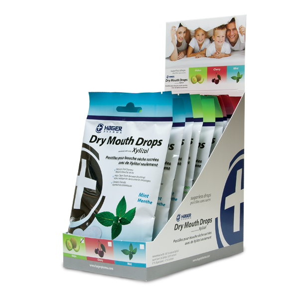 Xylitol Mouth Drops