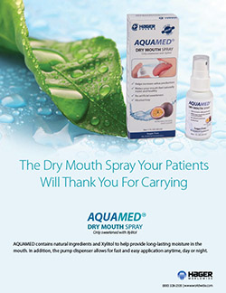 AQUAMED Dry Mouth Spray