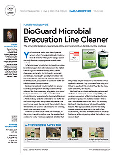 BioGuard Microbial Evacuation Line Cleaner